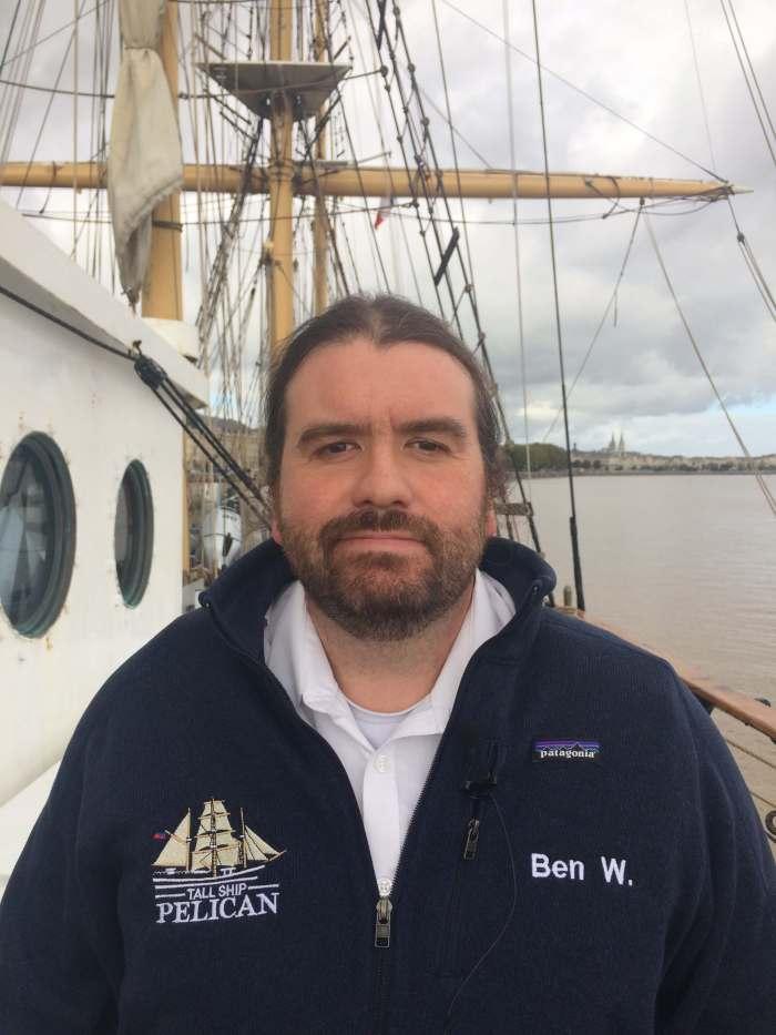 Ben W., Captain