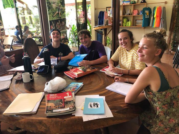 Sprachunterricht in Costa Rica