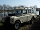 Roofrack Defender 110 & Mercedes G-klasse Heavy Duty