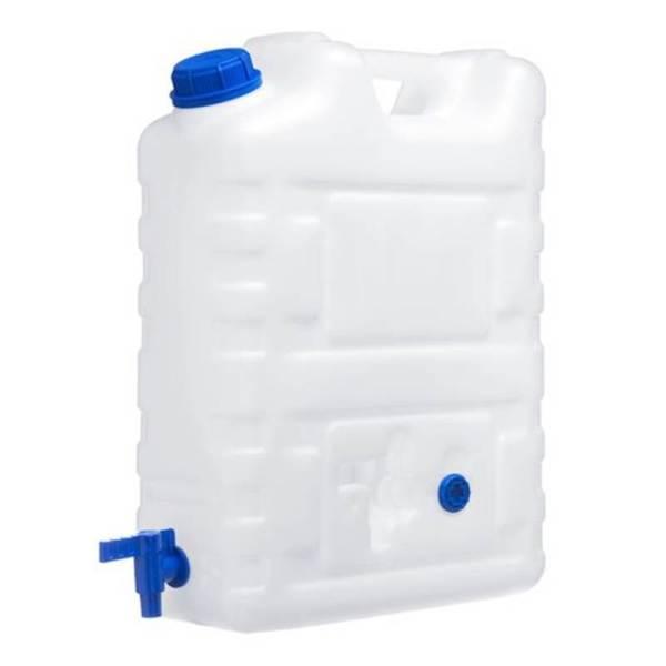 Water jerrycan met kraan