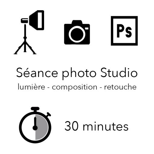 séance photo studio La Rochelle