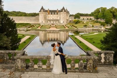 photographe Mariage Château de La Roche Courbon