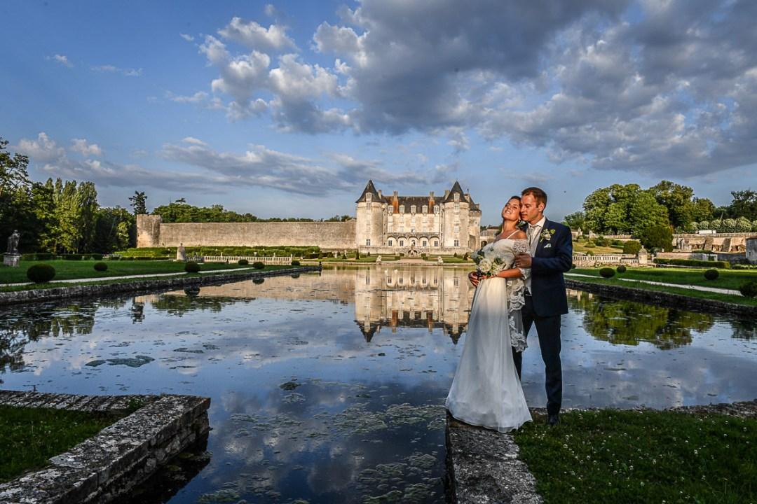 photographe mariage La Roche Courbon