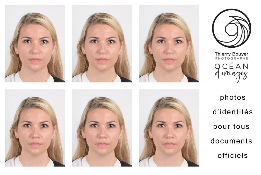 Photographe photos d'identité