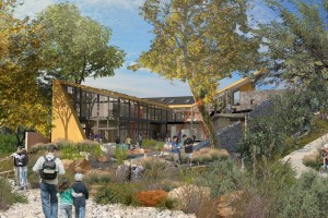 November 2015- Construction Begins on Ocean Discovery Institute Living Lab Project