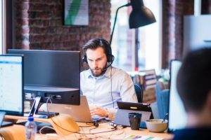 Customer Service Desk Satisfaction