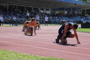 Boy's 400m Hurdles (13)