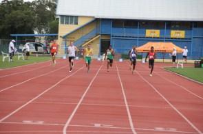 Men's 200m Heats (3)