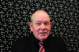 Ivor Endicott-Davies - Kata Commissioner