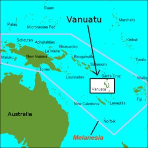2017 OJU Continental Cup in Vanuatu