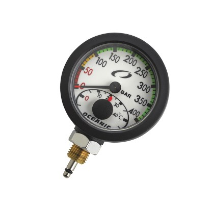 oceanic pressure gauge bar