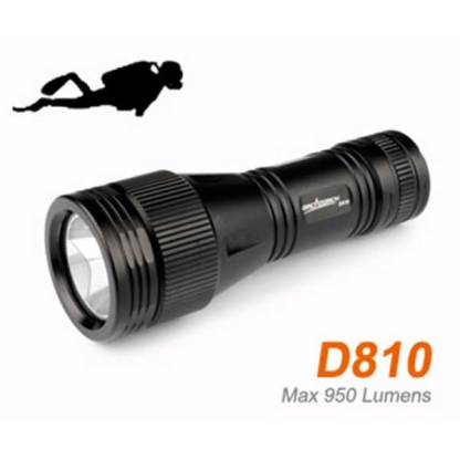 orcatorch d810 dive light