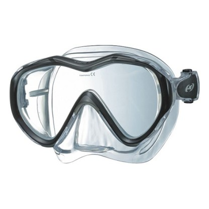 Problue Tiara Pro Dive Mask Black