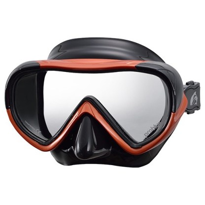 Orion Pro Dive Mask Orange