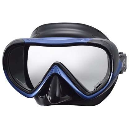 Orion Pro Dive Mask Navy Blue