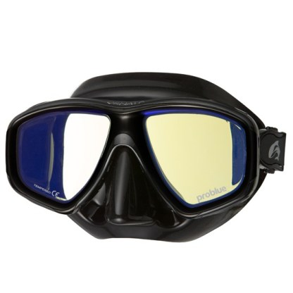 tinted lens mask