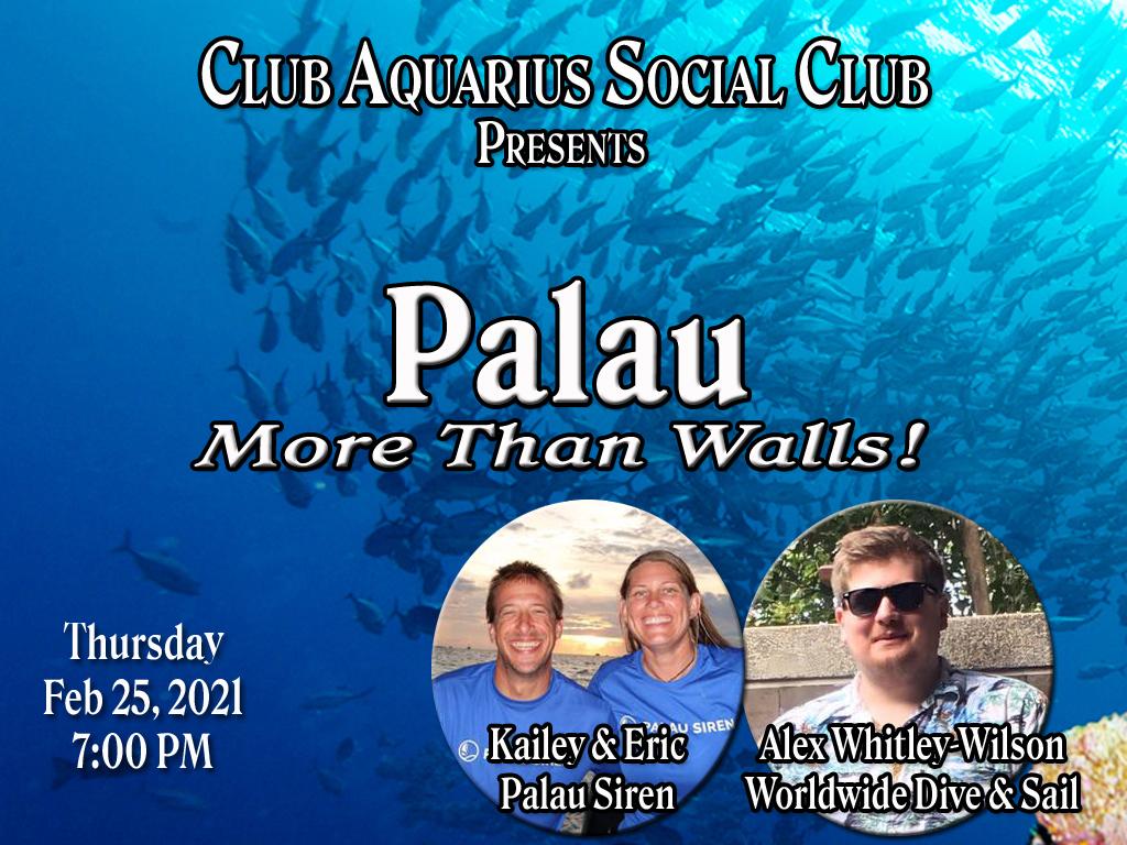 Club Aquarius Social Club – February 2021