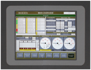 plastic to fuel GUI interface