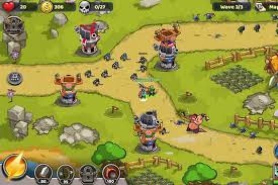 King of Defense The Last Defender v1.3.9 APK Download Free