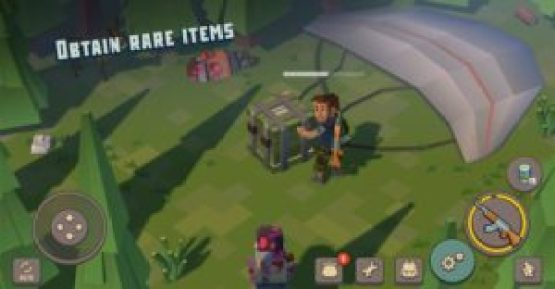 Download Cube Survival LDoE v1.0.0 APK Free