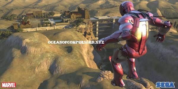 Download Iron Man Game For PC