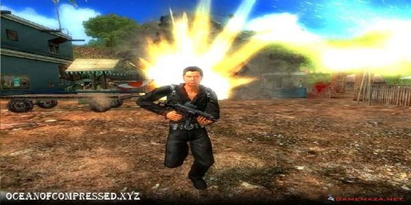 Download Just Cause 1 Highly Compressed