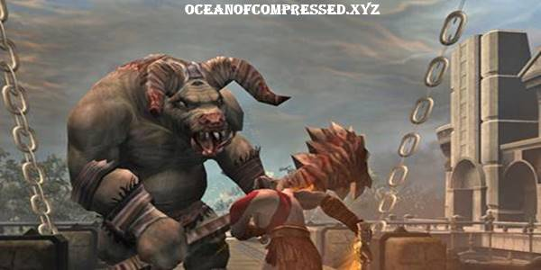 God Of War Highly Compressed For PC