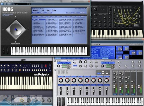 KORG Legacy Collection for Mac Direct Link Download-OceanofDMG.com