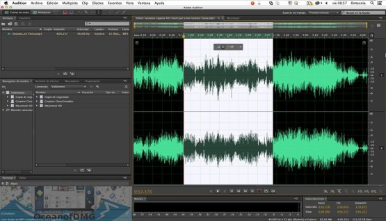 Adobe Audition CC 2020 for Mac Direct Link Download-OceanofDMG.com