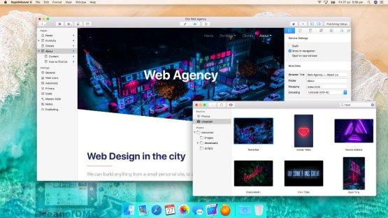 RapidWeaver for Mac Direct Link Download-OceanofDMG.com