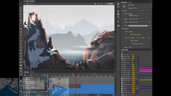 Adobe Animate 2020 for Mac Latest Version Download-OceanofDMG.com