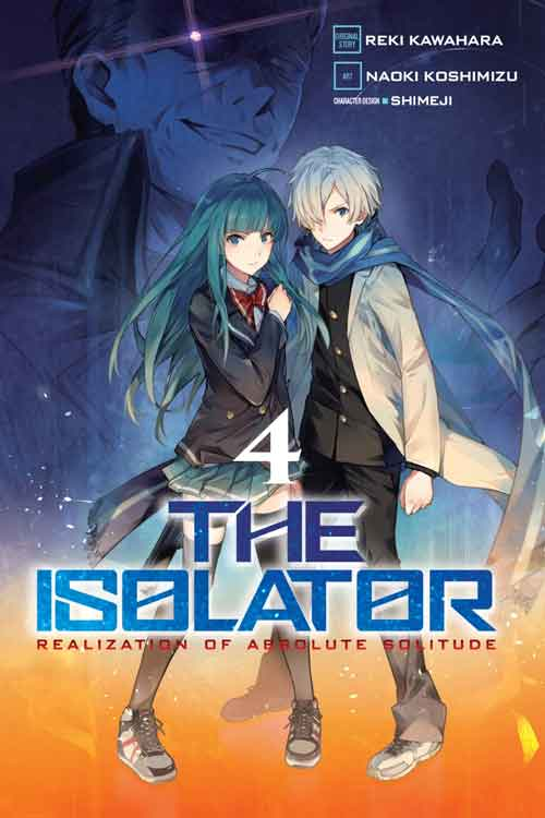 The Isolator manga
