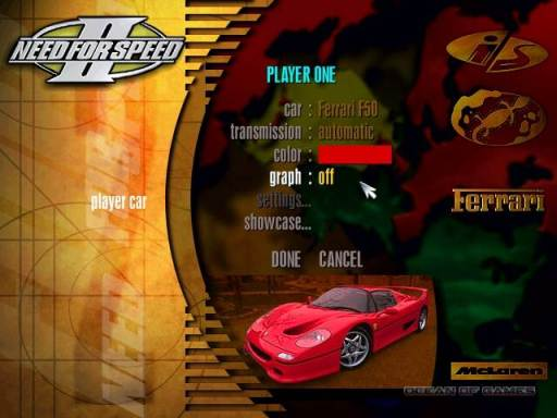 Need For Speed 2 Game Free Download For PC