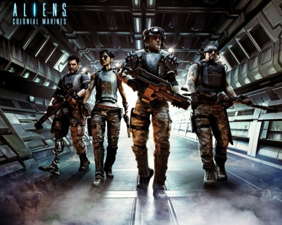 Aliens Colonial Marines Full game