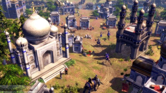 Age of Empires 3 Setup Free Download