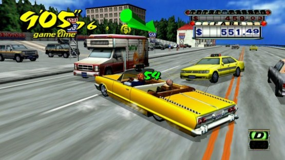 free download crazy taxi
