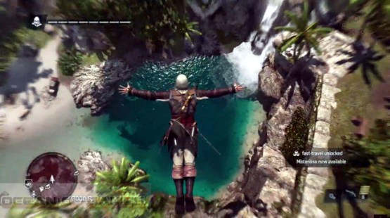 Assassins Creed IV Black Flag Features