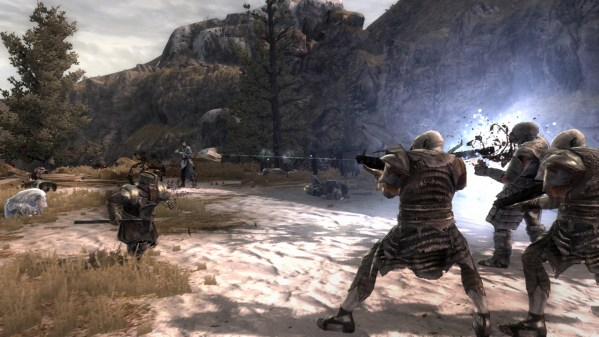 Lord of the Rings War in the North download