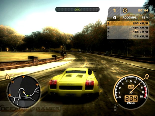 Image result for Need for Speed Most Wanted 2005 PC Download rar