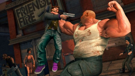 Saints Row The Third Download Free