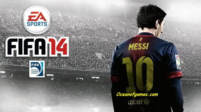 FIFA 14 Free Download