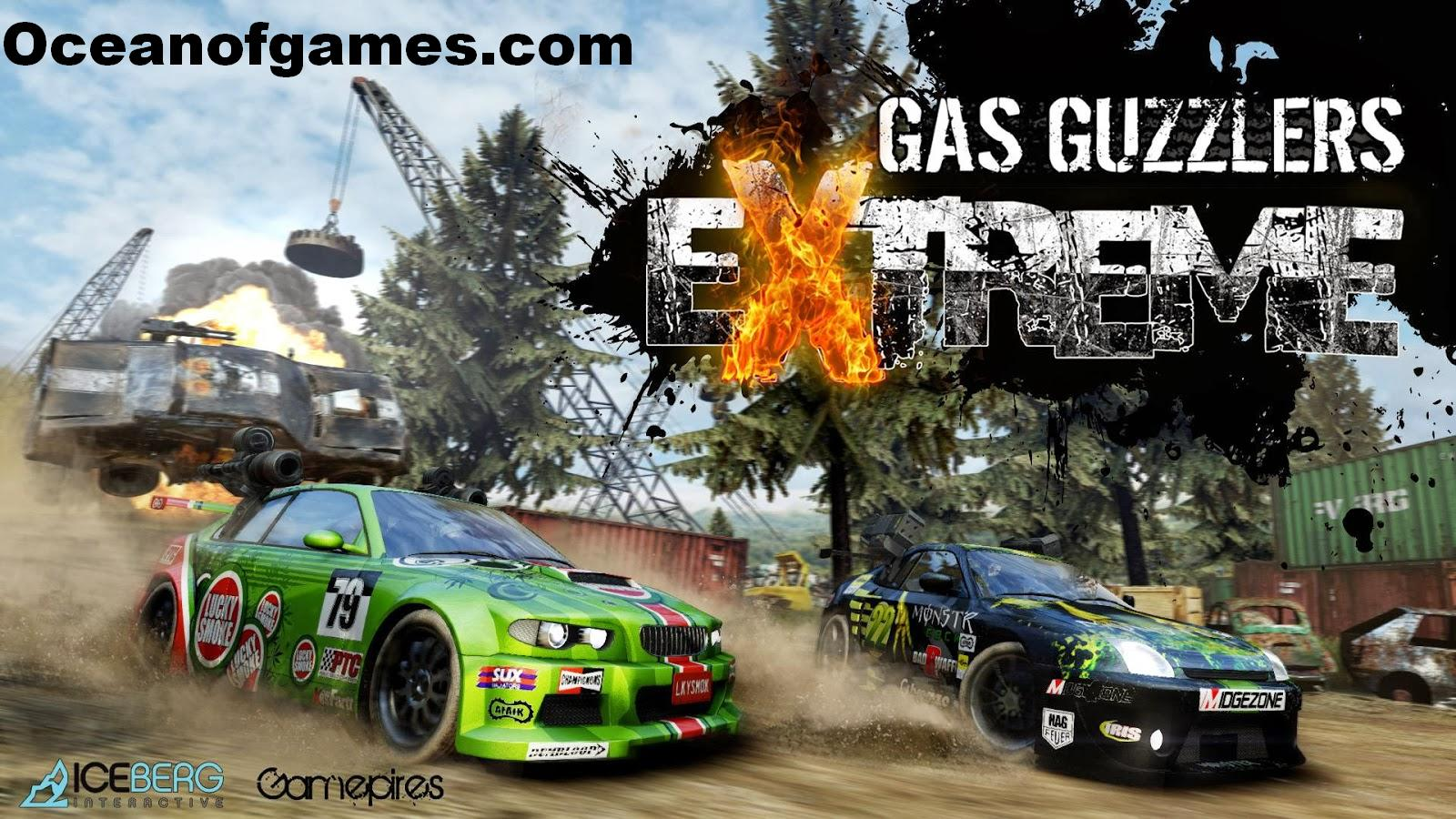 Gas Guzzlers Extreme Free Download