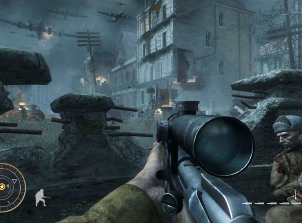 Call of Duty Worla at War Free Game