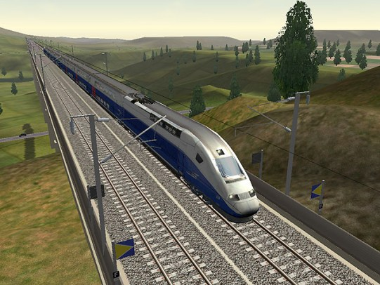 Free Microsoft Train Simulator