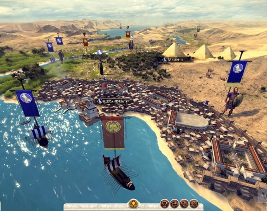 Total War Rome II Free Game Play