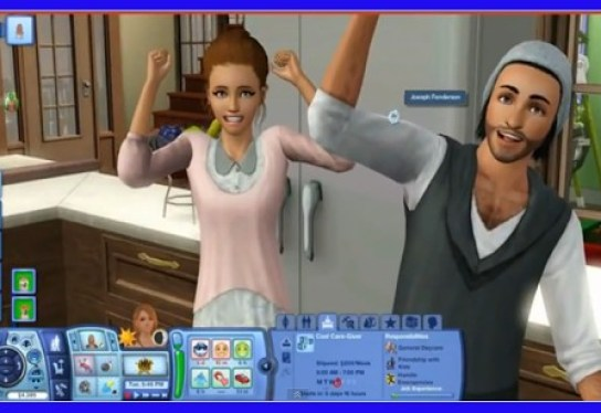 The Sims 3 Generations Free Setup Game