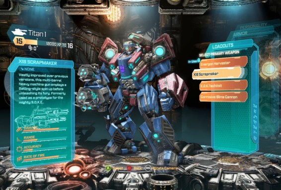 Transformers Fall Of Cybertron Download Game