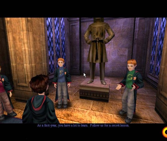 Harry Potter PC Game Free Download