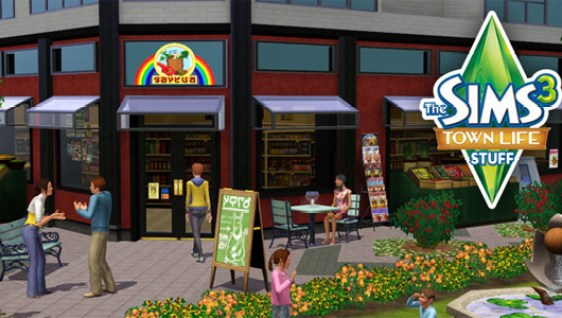 The Sims 3 Town Life Stuff Free Download PC Setup