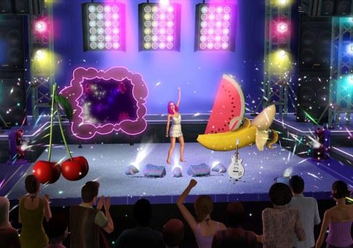 The Sims 3 Katy Perry Sweet Treats Free Setup